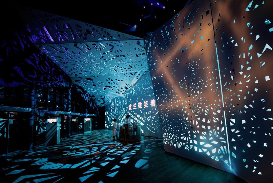 imagine these exhibition interior design polish pavilion for the expo 2010 wwaa