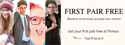First Pair Free Program, ofrecen GAFAS GRATIS / FREE GLASSES Firmoo.com