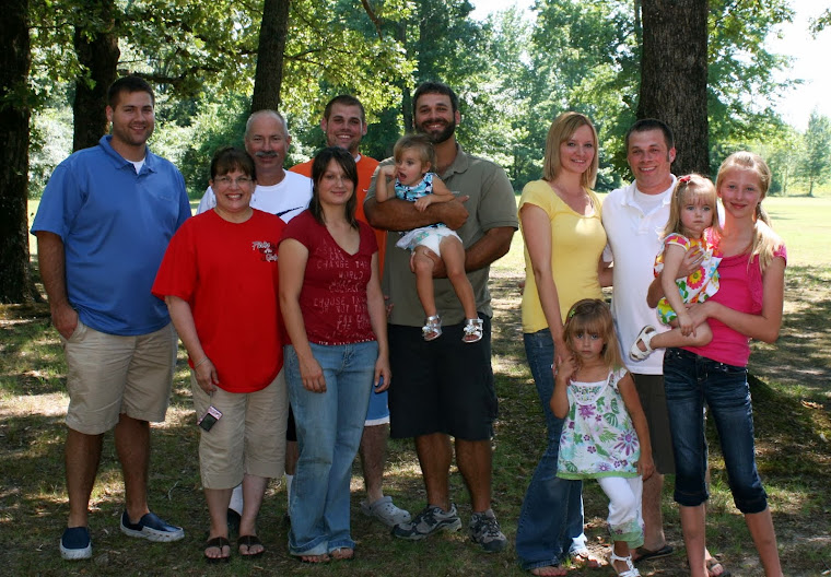 Brad's side of the family