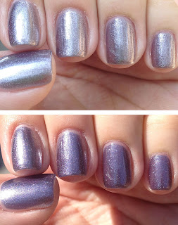DelSol Color Changing in Lustrous Lady