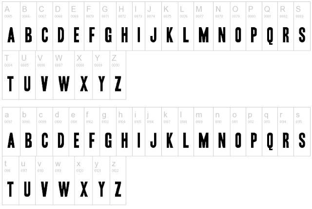 Headline San Serif Font