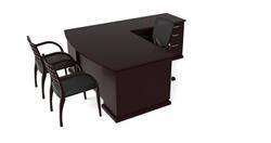 Emerald Desk Set by Cherryman