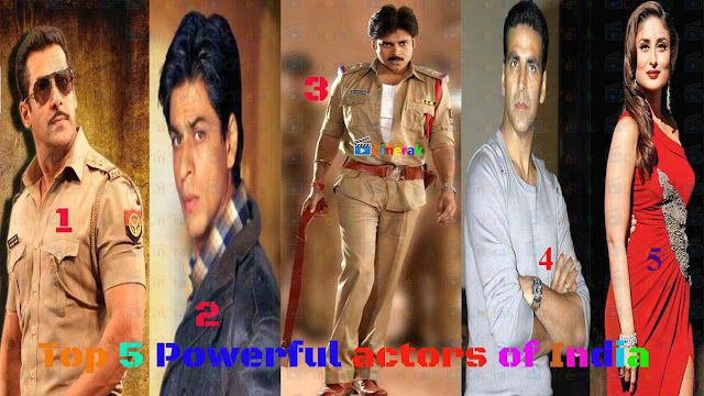 Top-5-Most-Powerful-Actors-Of-India
