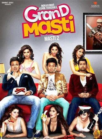 Grand Masti 2013 Hindi Movie Download