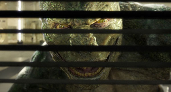 The Lizard in The Amazing Spider-Man