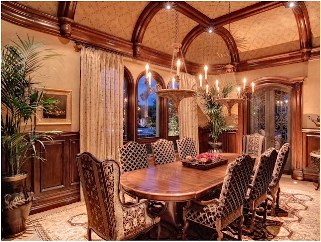 key interiorsshinay: traditional dining room design ideas