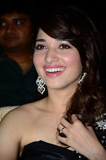 Tamanna Stills at Julayi Audio Launch3