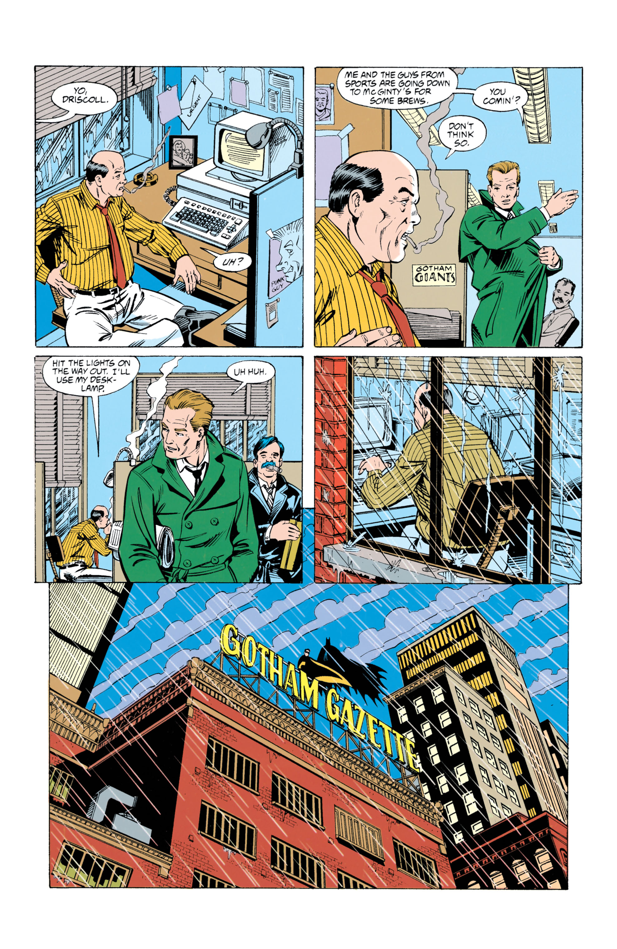 Detective Comics (1937) Issue #645 Page 15