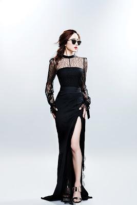Kim Hyo Jin - Vogue Magazine June Issue 2013