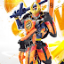 Arms change series figure kamen rider gaim kachidoki arms