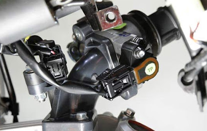 Tips dan Cara Mengatasi Sepeda Motor Injeksi Mogok