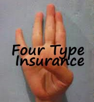 four type insurance