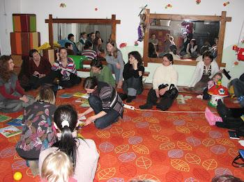 Beszélgetés a kisgyerekkori olvasóvá nevelésről - 2011
