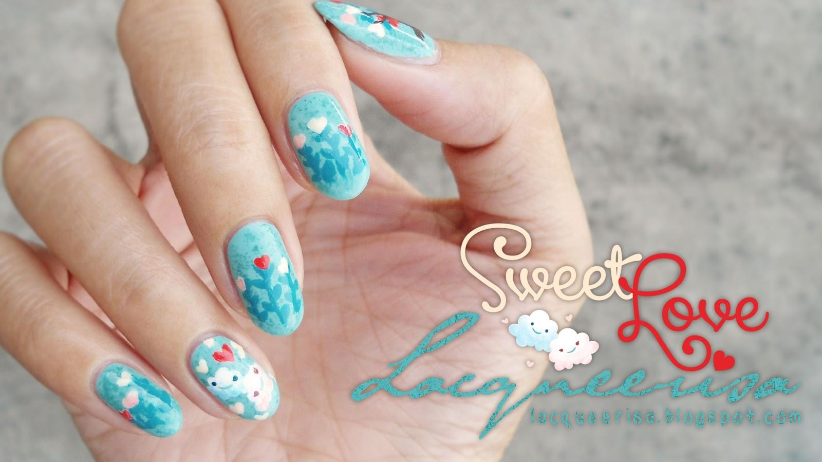Lacqueerisa: Sweet Love