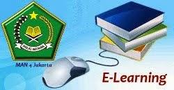 E-Learning MAN 4 Jakarta