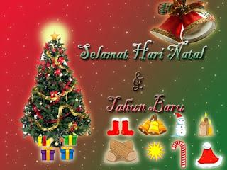 Kartu Ucapan Selamat Hari Natal 2015