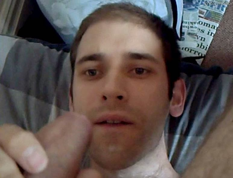Swallowing His Own Cum 25