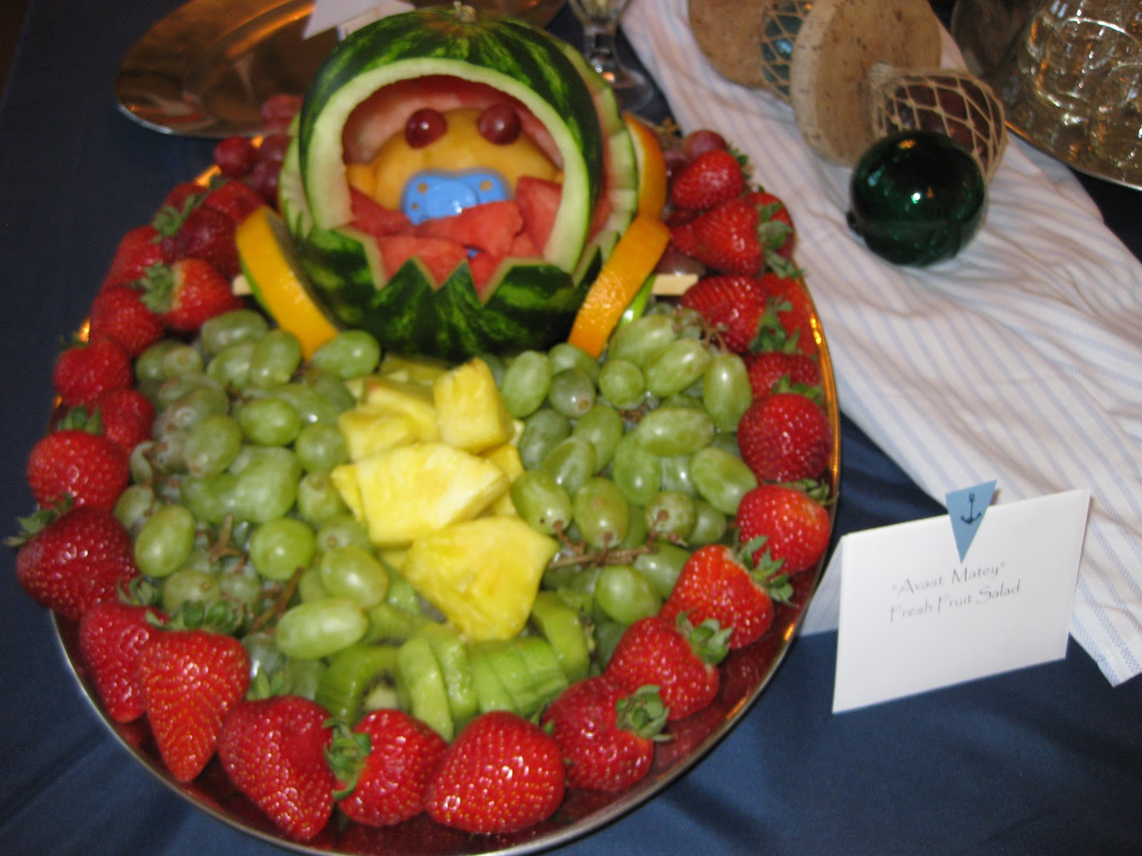 baby shower fruit tray baby shower fruit tray ideas