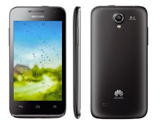Huawei Ascend G330 Ominaisuudet