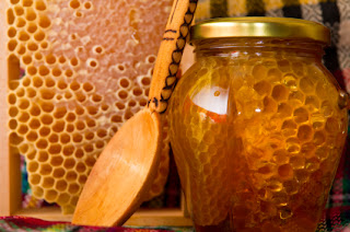 honey for fat reducing