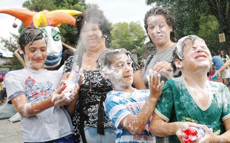 Carnaval en Baños 2013 Programa de Fiestas