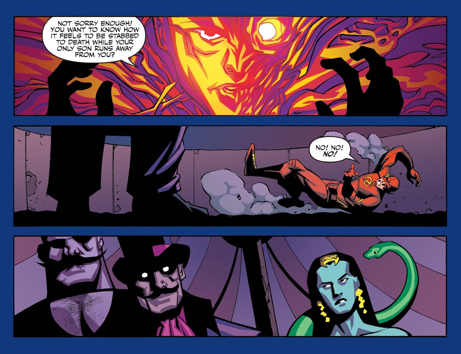 The Flash: Season Zero [I] Issue #6 #6 - English 4