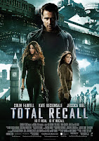 total recall remake poster