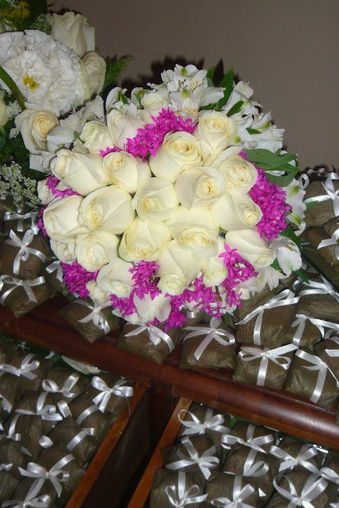 Produção Eventos Arte Floral , Buquet da noiva .
