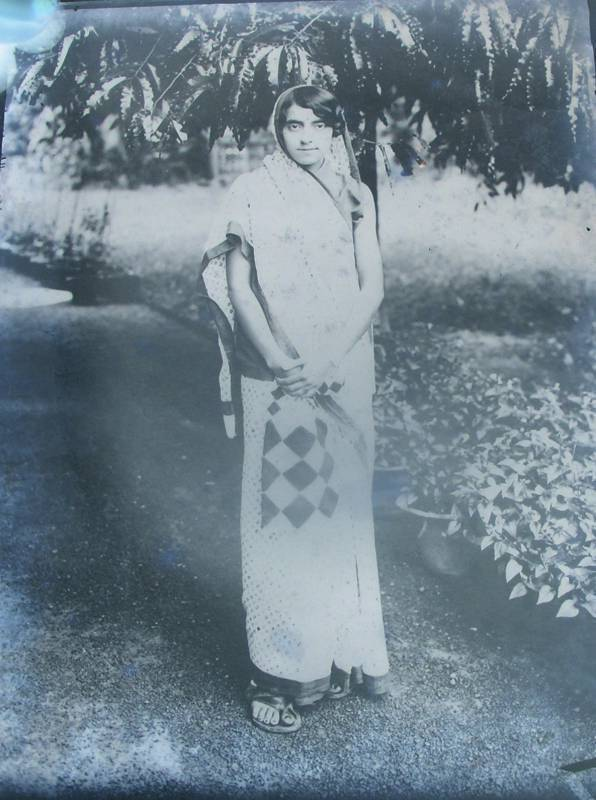 Kamala Nehru (Wife of Jawaharlal Nehru) - 1930's