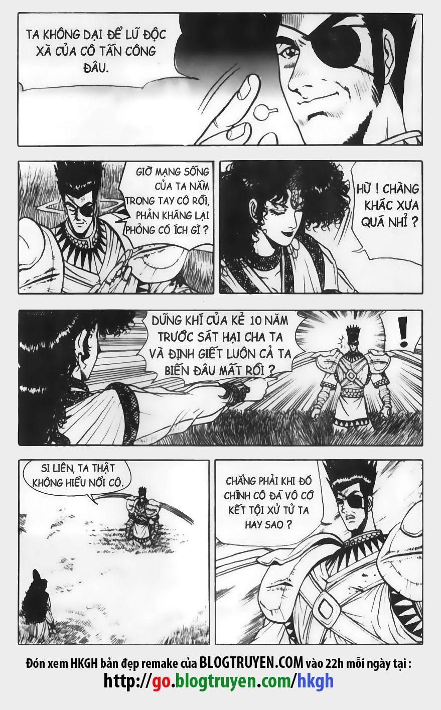 Hiệp Khách Giang Hồ chap 21 page 2 - IZTruyenTranh.com