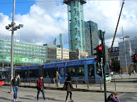 plaza estación central, Oslo, Noruega, Oslo, Norway, Oslo, Norvège, Oslo, Norge, vuelta al mundo, round the world, La vuelta al mundo de Asun y Ricardo