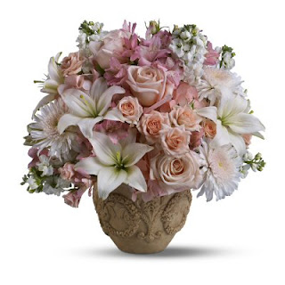 Order Funeral Flowers with The Teleflora Garden of Memories
