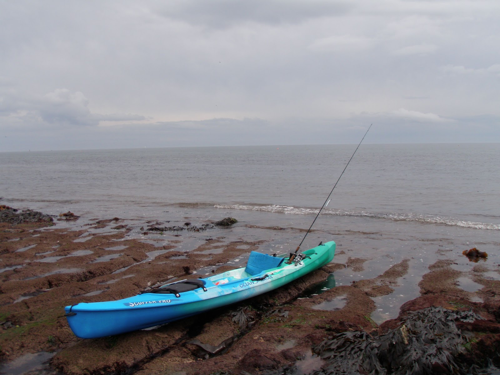 Sea kayak fishing how to get started sea kayak fishing for Sea fishing kayak