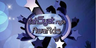 dahSyat-nya Awards 2013 RCTI [image by @ALiefNK]