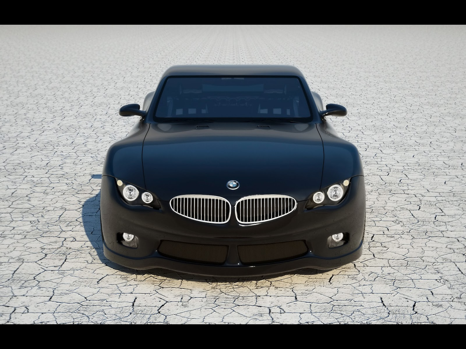 Black BMW Car Wallpaper HD