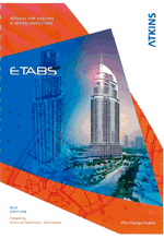 Manual For Analysis & Design Using ETABS by Atkins
