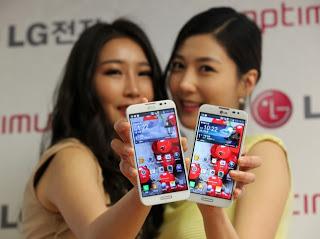 LG Optimus G Pro, Quad Core Layar 5 Inci Meluncur 6 Juli 2013