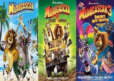 Madagascar trilogy
