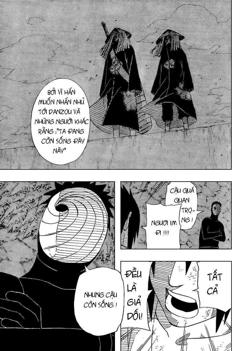 Naruto chap 401 Trang 8 - Mangak.info