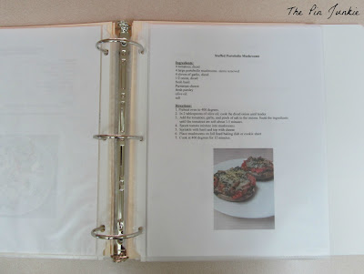 How To Organize Recipes