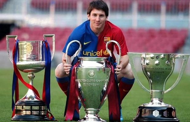 Data Juara Barcelona