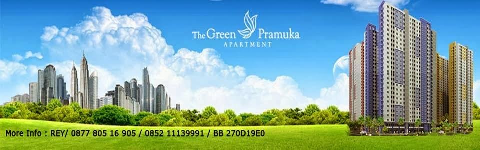 Info dan Promo Apartemen The Green Pramuka