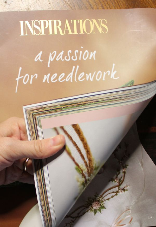 Inspirations: A passion for needle