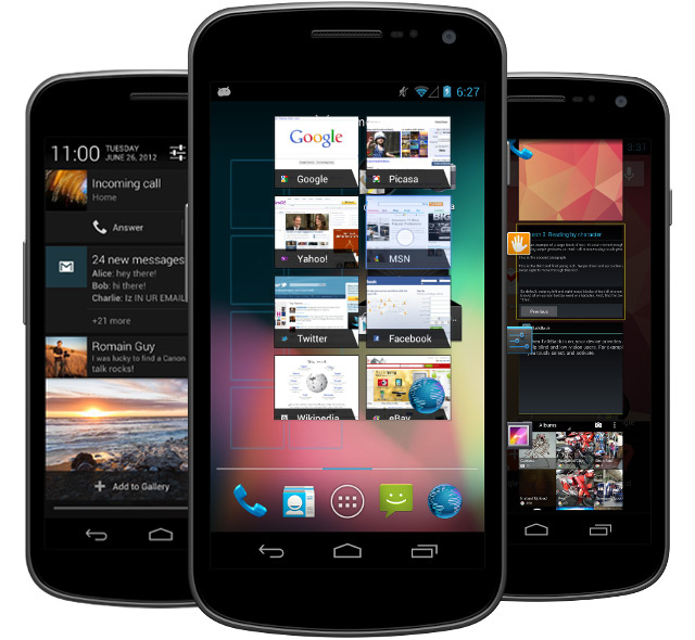 Galaxy Ace S5830i with Jelly Bean 4.1.1 based Jellyblast Custom ROM