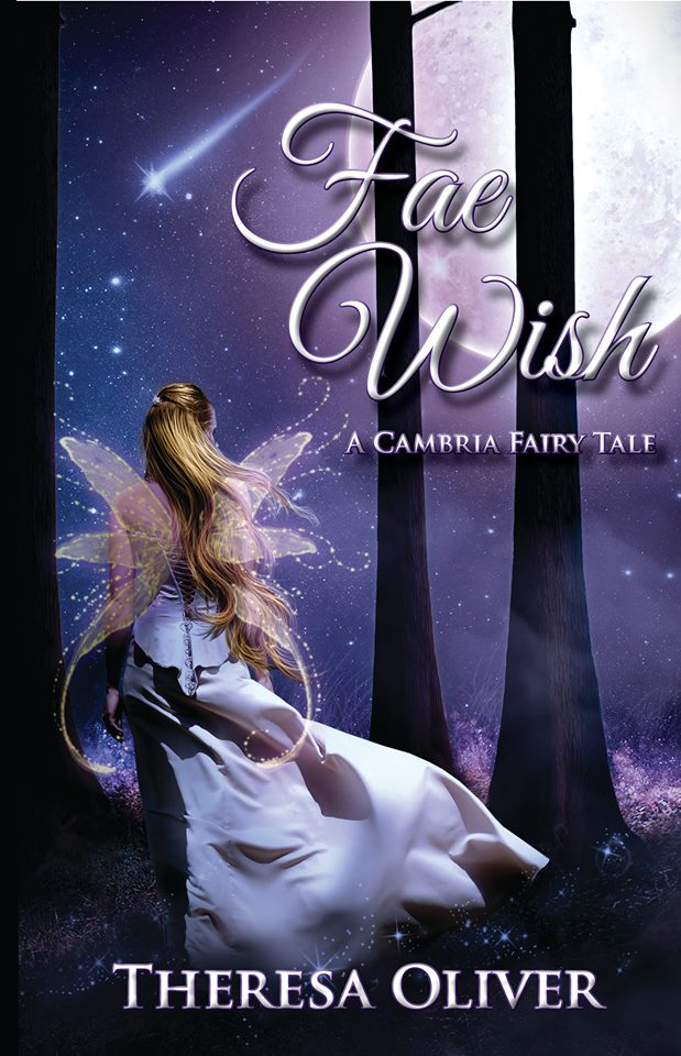 Fae Wish (A Cambria Fairy Tale, #1)