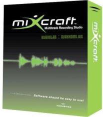 برنامج مكس كرافت Mixcraft لمزج و دمج الاصوات