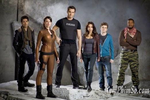 Cổng Thời Gian Phần 3 heyphim continuum season 1 premiere
