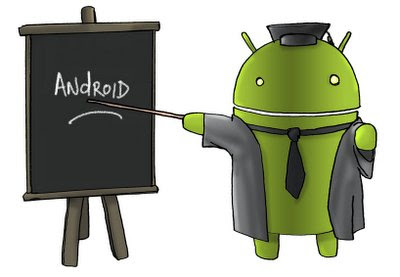Android in the school
