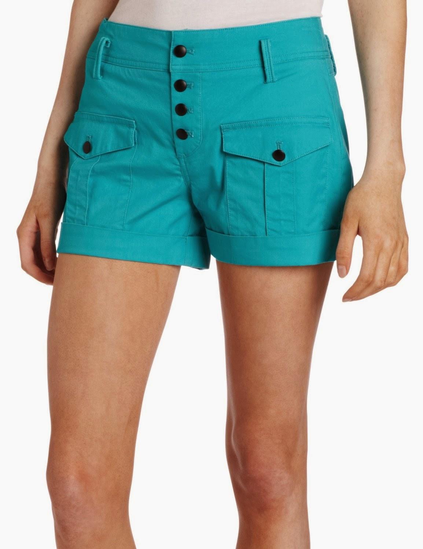 fashion trendboyish styled long shorts womens styles 2013