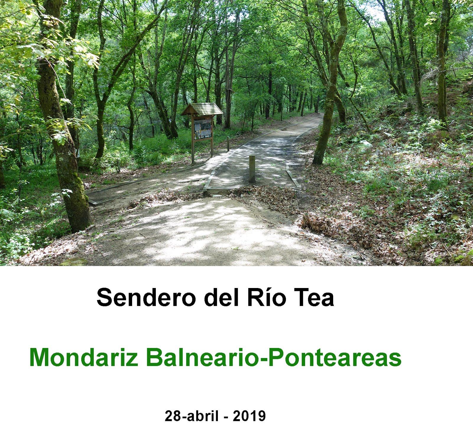 Ruta del río Tea